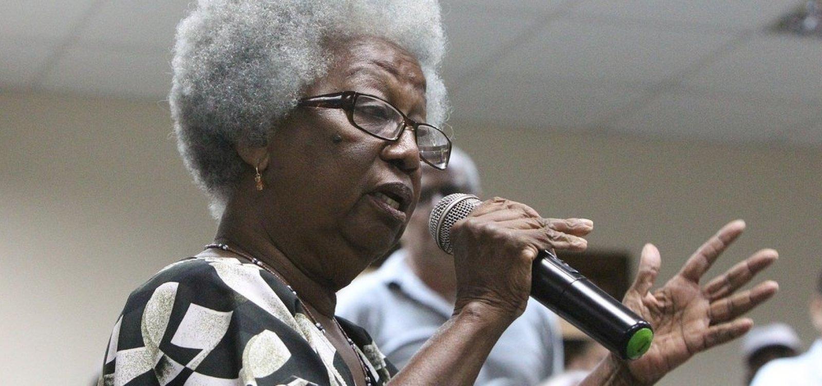 Morre em Salvador a Educadora e líder religiosa, Makota Valdina