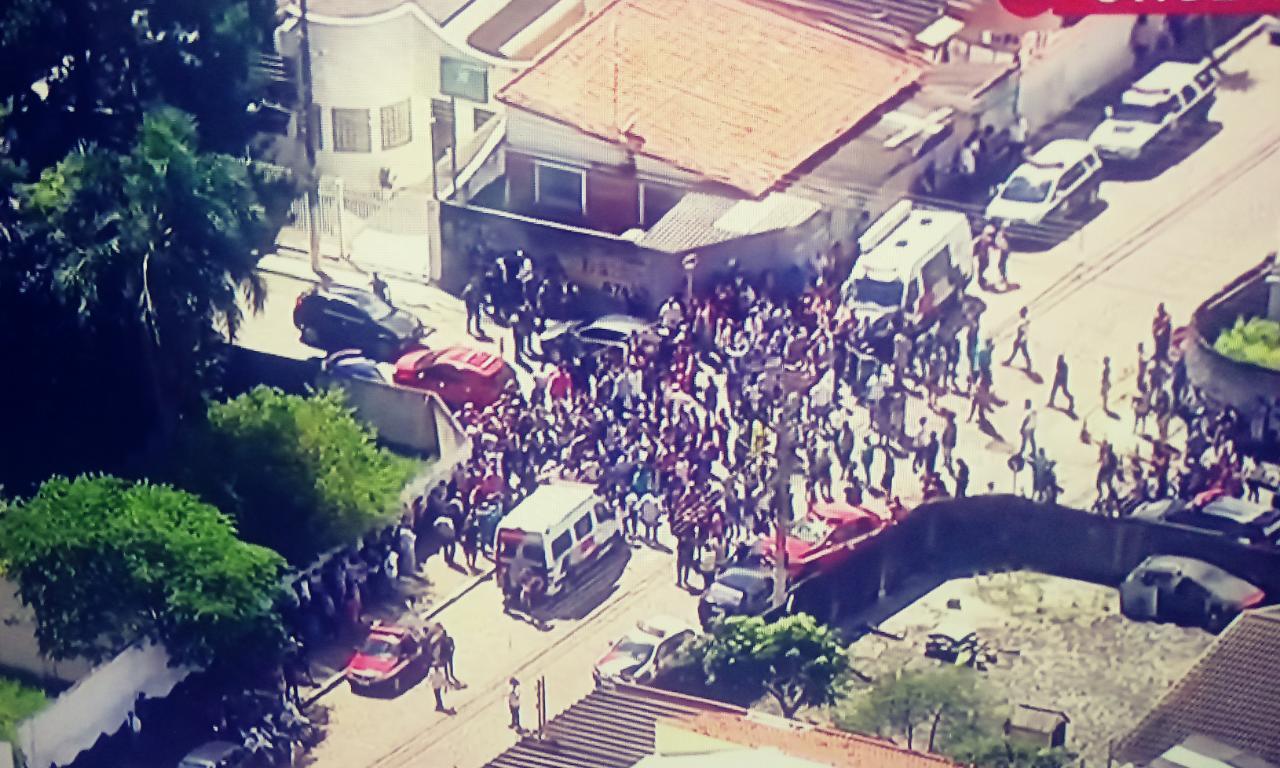 Polícia apreende terceiro suspeito de massacre em escola de Suzano