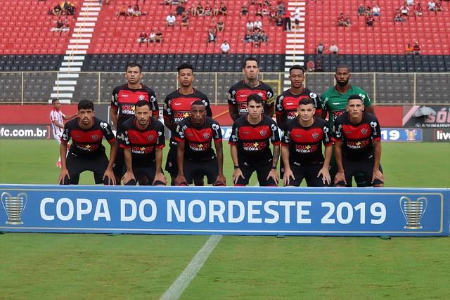 Tem novidades: confira lista de relacionados do Vitória para duelo contra o Fortaleza