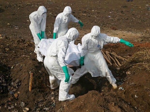 República Democrática Congo declara novo surto do ebola