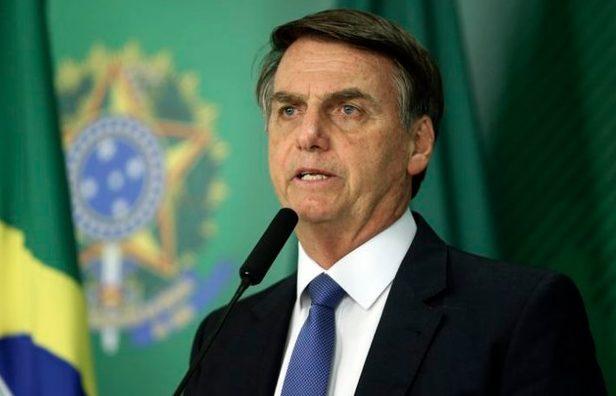 Bolsonaro decide não ir a manifestação a seu favor