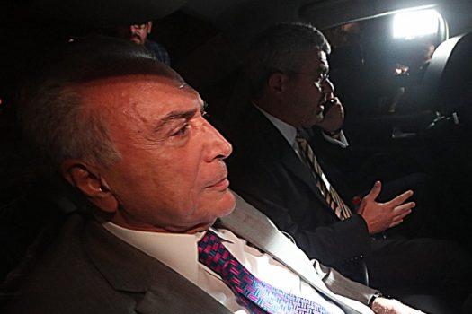 MPF pede que ex-presidente Michel Temer volte à prisão