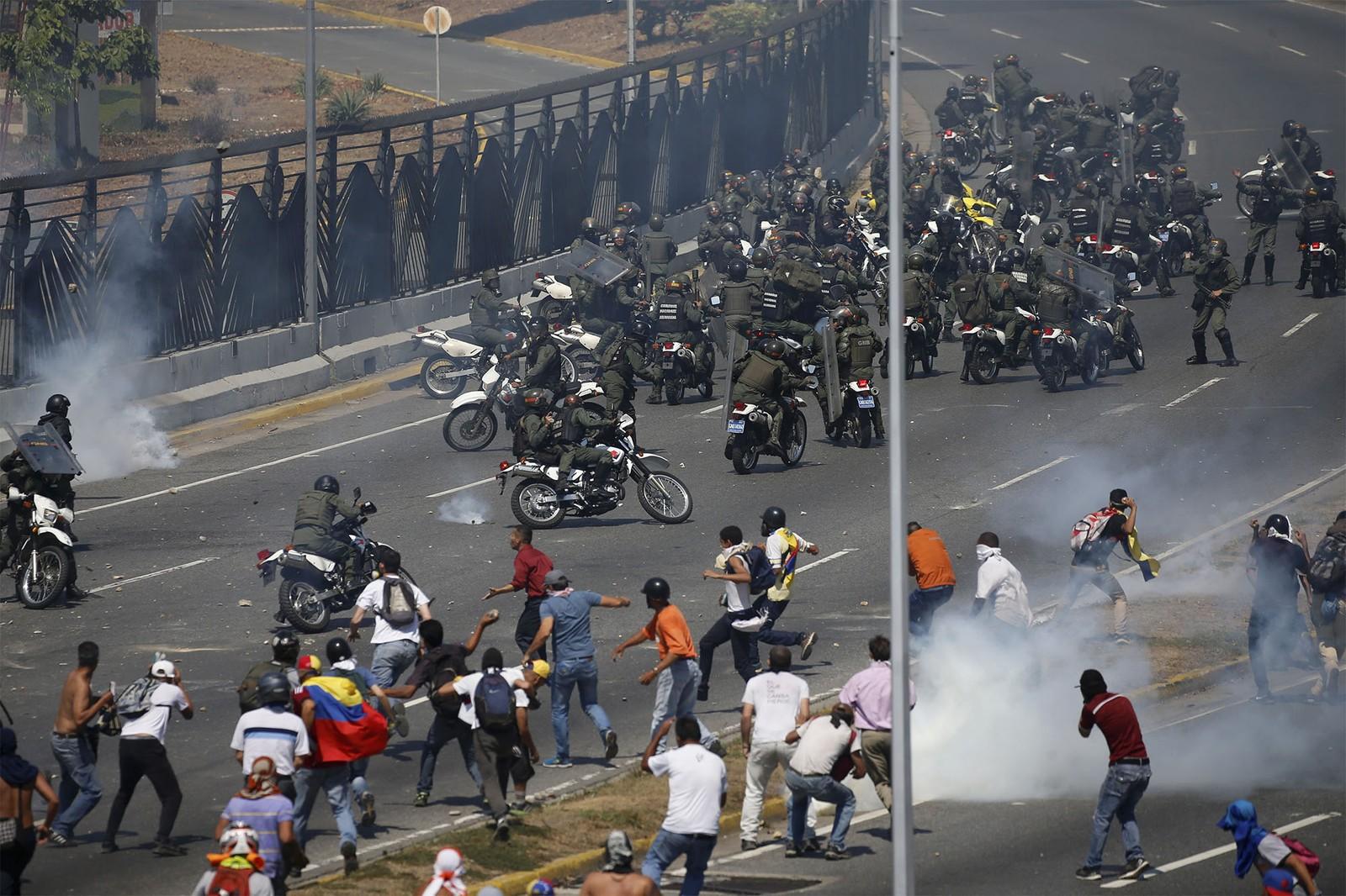 Bolsonaro descarta participação do Brasil em intervenção na Venezuela