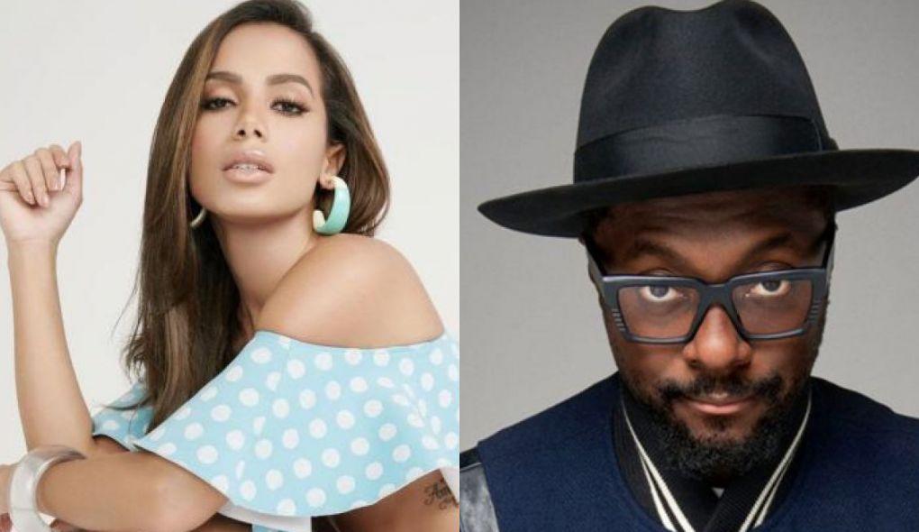 Depois de Snoop Dogg, Anitta faz parceria com Black Eyed Peas