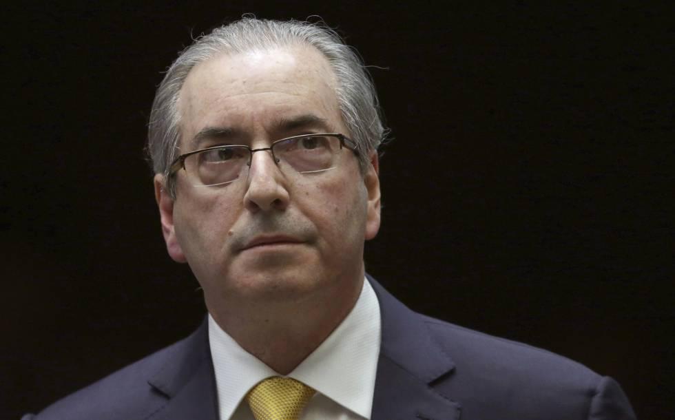 Justiça autoriza transferência de Cunha para o Rio