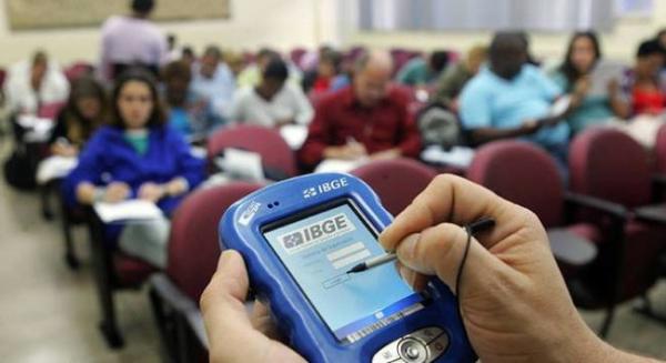 Censo 2020: governo autoriza IBGE a contratar 234 mil temporários