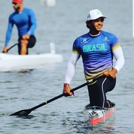 Baiano de ouro: Isaquias Queiroz conquista título em etapa da Copa do Mundo de Canoagem
