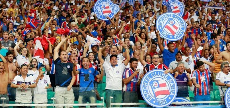 Bahia inicia venda de ingressos para duelo contra o Fluminense