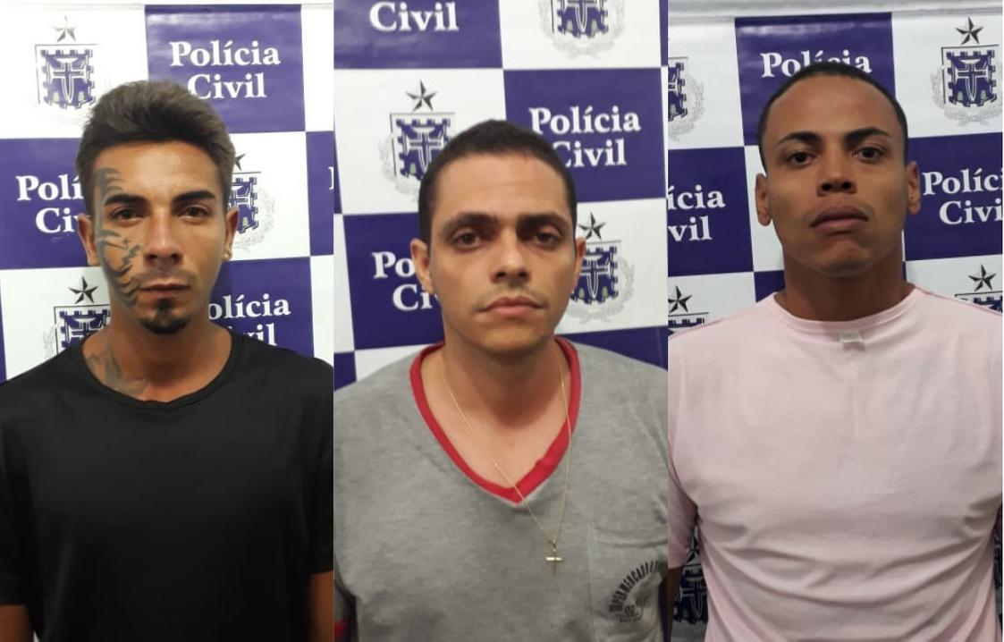 Filho é preso por suspeita de  fingir sequestro para roubar R$ 500 mil do pai
