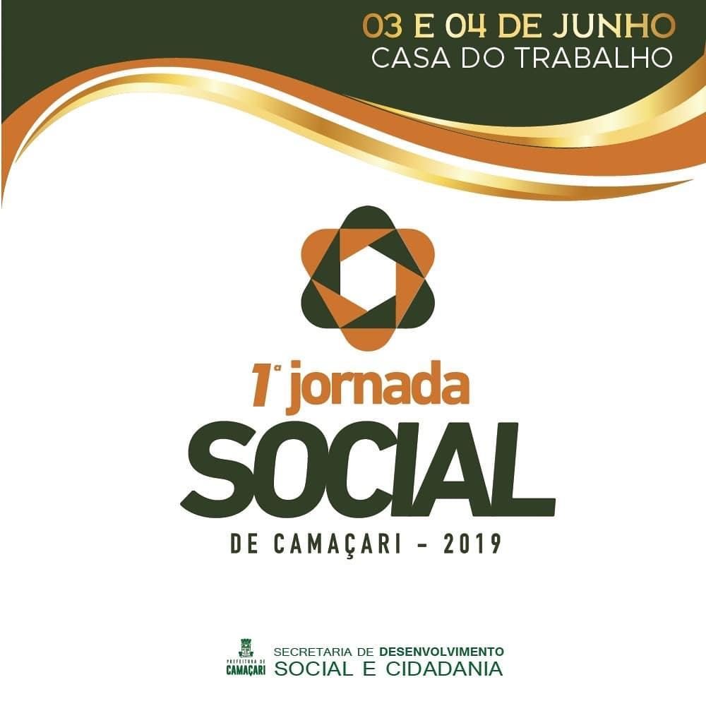 Servidores participam da abertura da 1ª Jornada Social de Camaçari