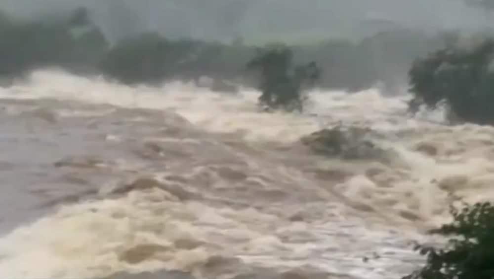 Barragem se rompe no interior do estado e cidade vizinha pode ser inundada