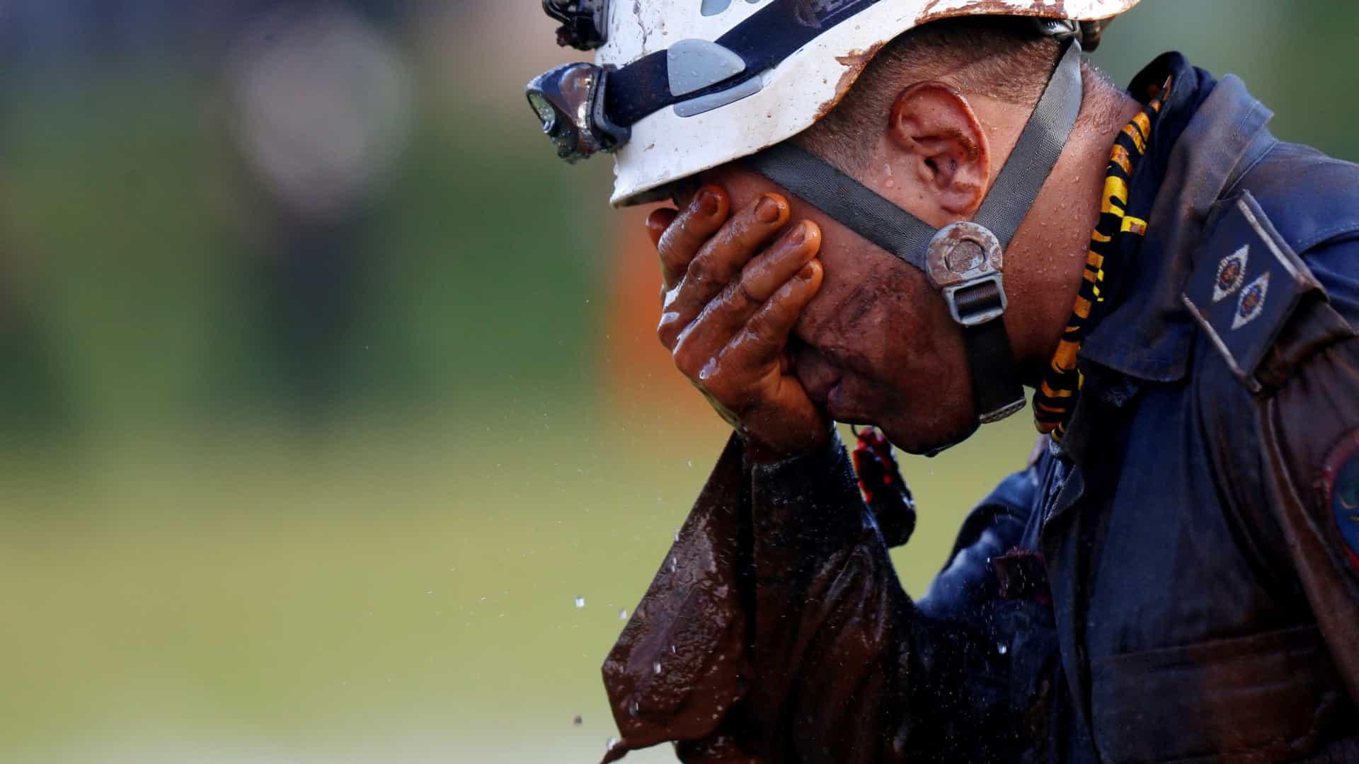 Brumadinho: bombeiros afirmam que busca por corpos é cada vez mais difícil