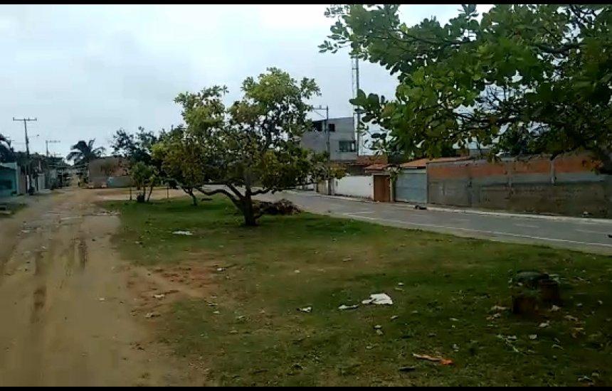 Após denúncias no recolhimento de lixo em localidade de Arembepe coordenador da região faz pronunciamento
