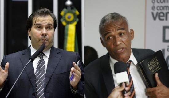 Rodrigo Maia visita Fundação de Sargento Isidório, em Candeias, nesta sexta (19)