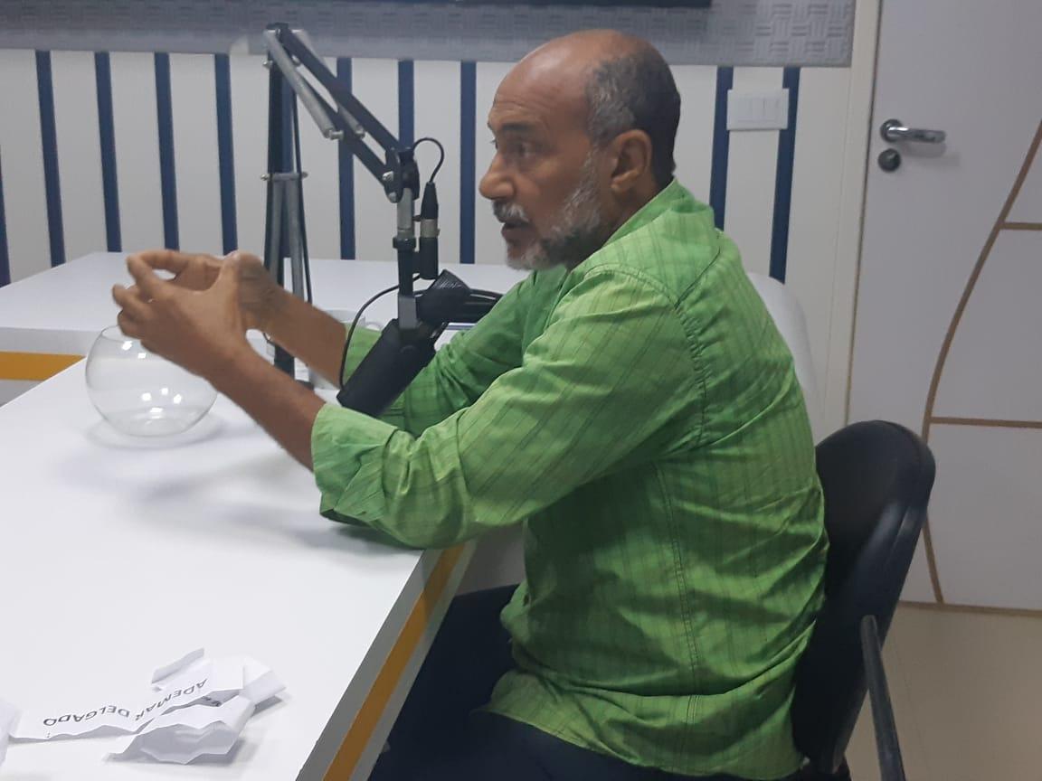 """""""Não é um nome que convence o coletivo"""", diz Bira Corôa sobre nome de Ivoneide para 2020"""