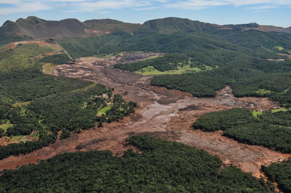 Brumadinho: Justiça dá ordem para evacuação de imóveis próximos de barragem