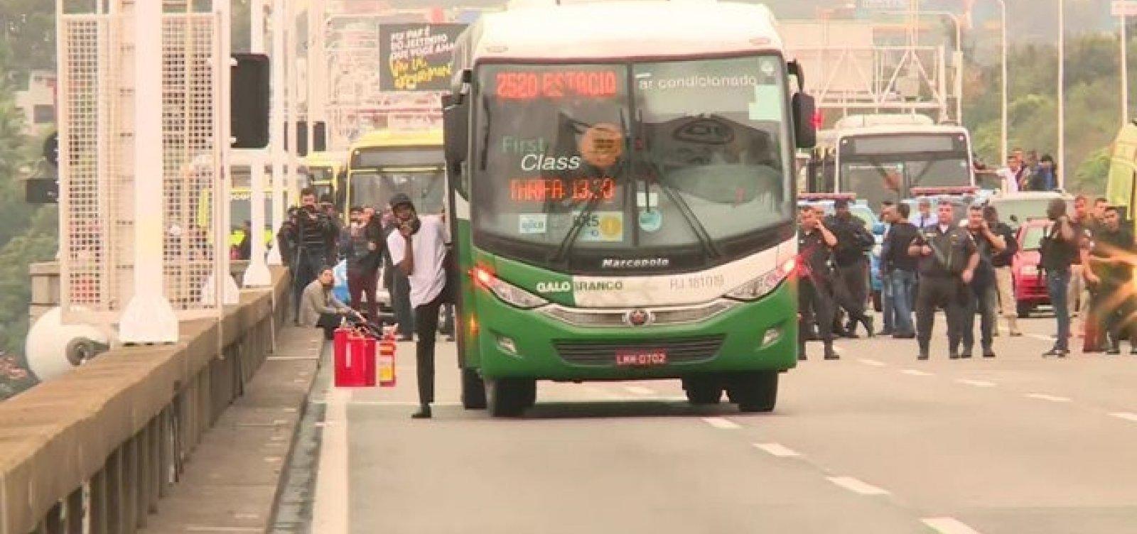 Polícia Civil já ouviu 30 testemunhas do sequestro do ônibus no Rio