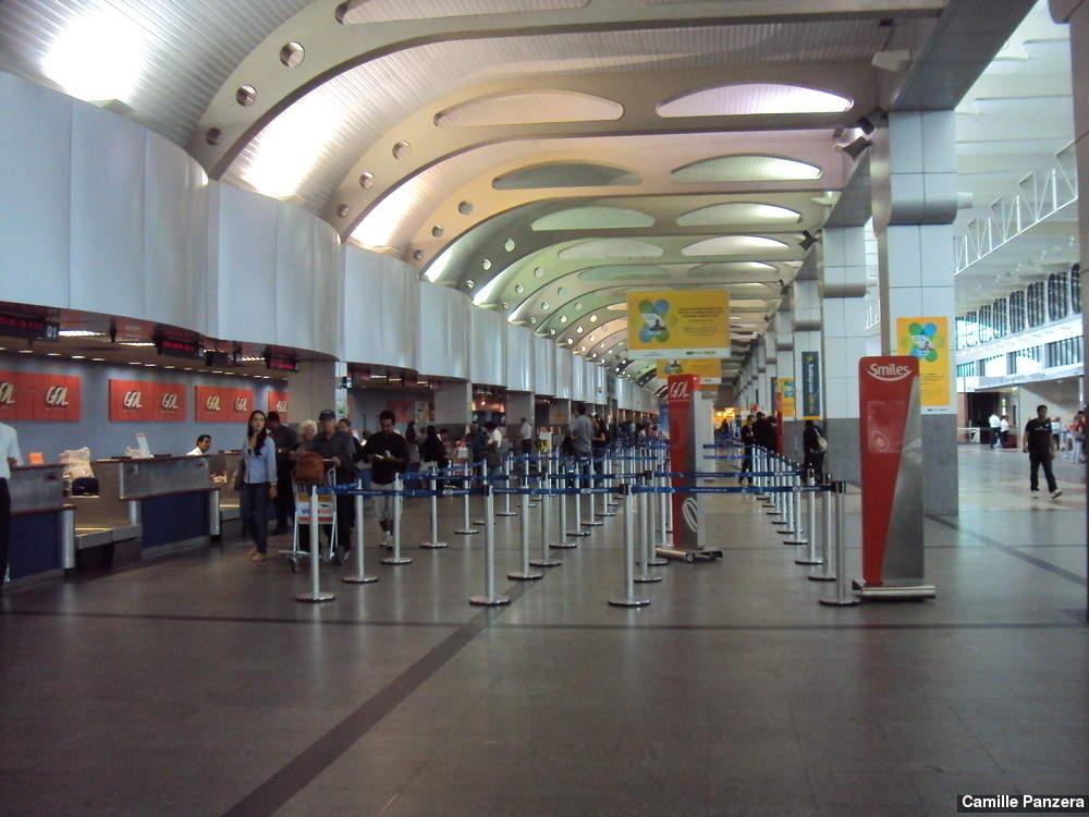 Após decolagem voo que seguia para São Paulo retorna a Salvador