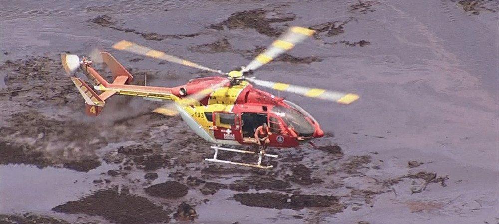 Sobe para 249 o número de mortos no rompimento de barragem de Brumadinho