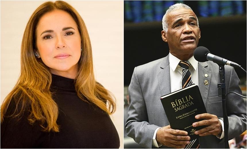 Após ofensas, justiça decide que Isidório terá de pedir desculpa à Daniela Mercury