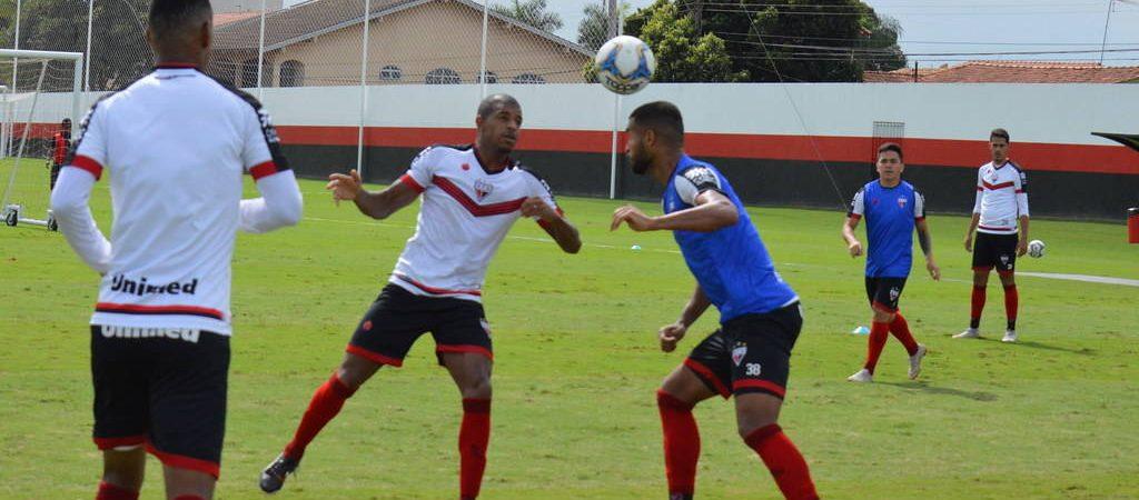 Atlético-GO terá força máxima para duelo com o Vitória