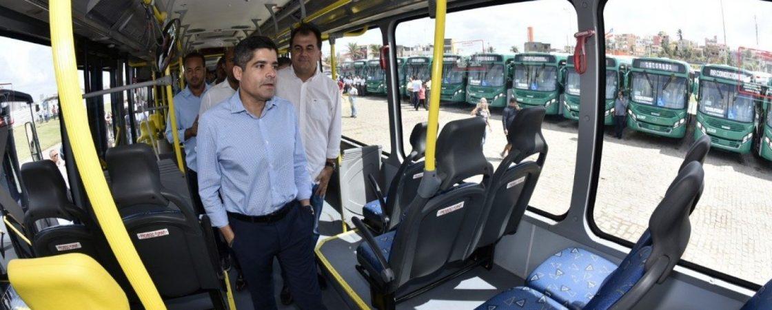 Mais linhas de transporte público da capital baiana serão contempladas com ônibus com ar-condicionado