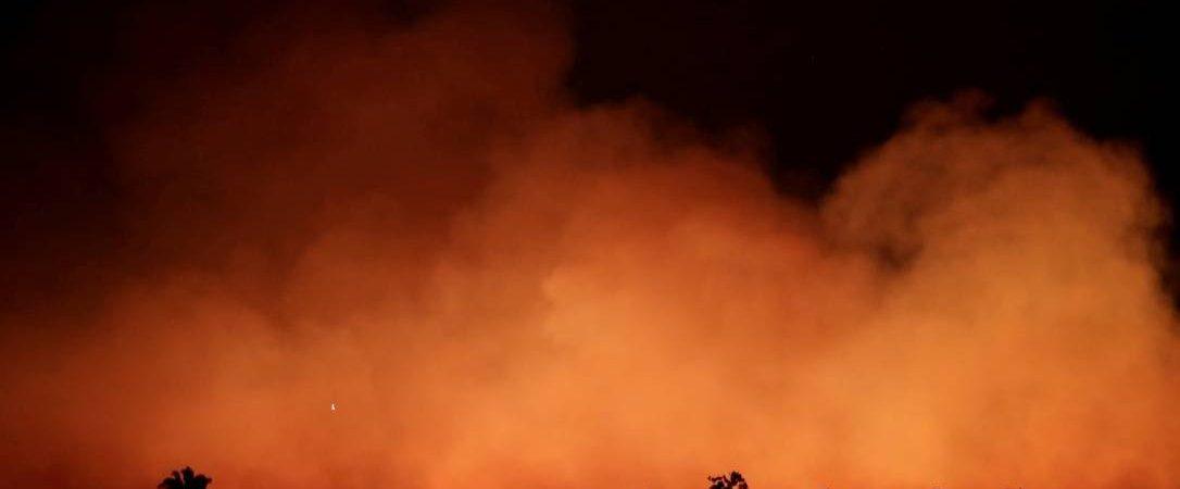 Até o domingo (8), bioma da Amazônia já registou mais de 51 mil focos de queimadas
