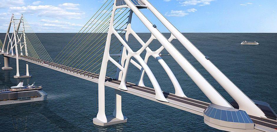 Aviso de licitação da ponte Salvador-Itaparica é publicado