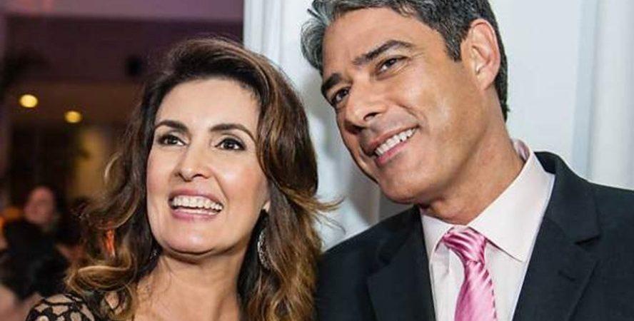 Após rumores em festa de 50 anos do 'JN', Fátima Bernardes fala sobre relação com o ex-marido William Bonner