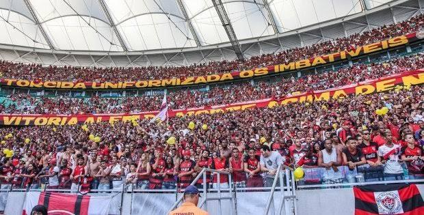 Vitória fecha contrato e vai mandar jogos na Arena Fonte Nova por três anos