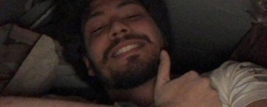 Jovem sobrevive e manda selfie para grupo da família após desabamento de prédio em Fortaleza