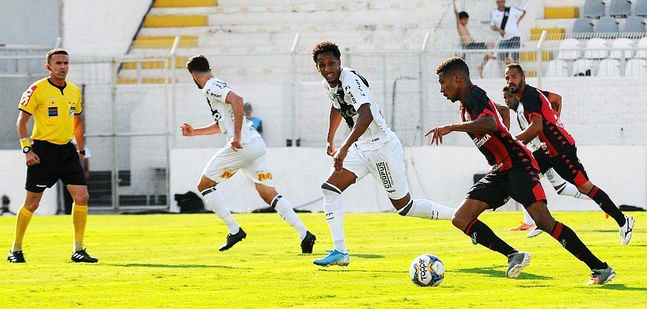 Leão valente: com gol no final, Vitória vence a Ponte Preta e respira fora do Z-4