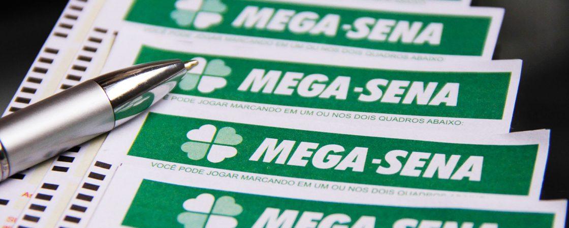 Mega-Sena acumula e pode pagar R$ 21,5 milhões no próximo concurso