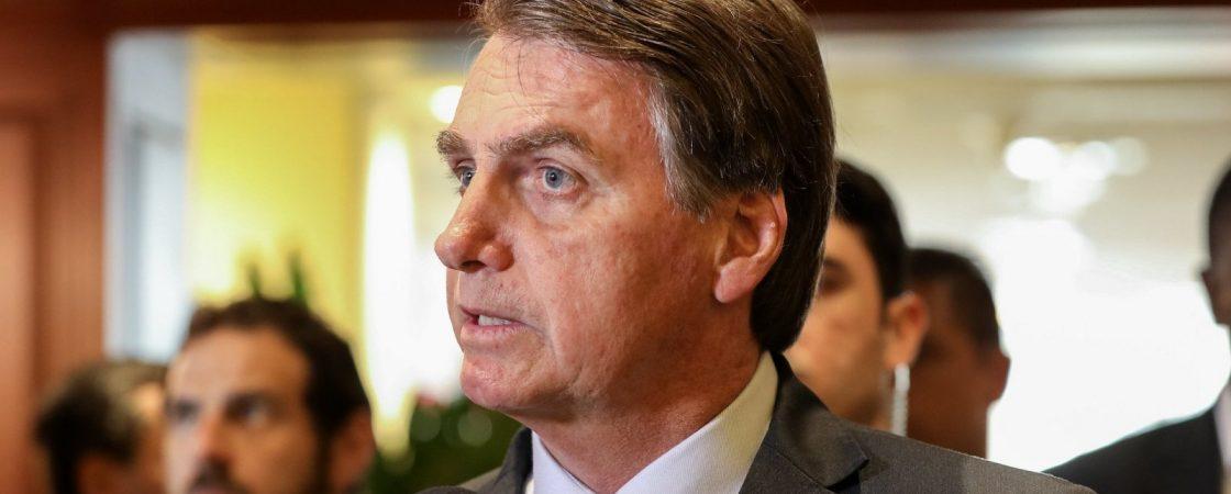 Bolsonaro escolhe o número 38 para seu partido