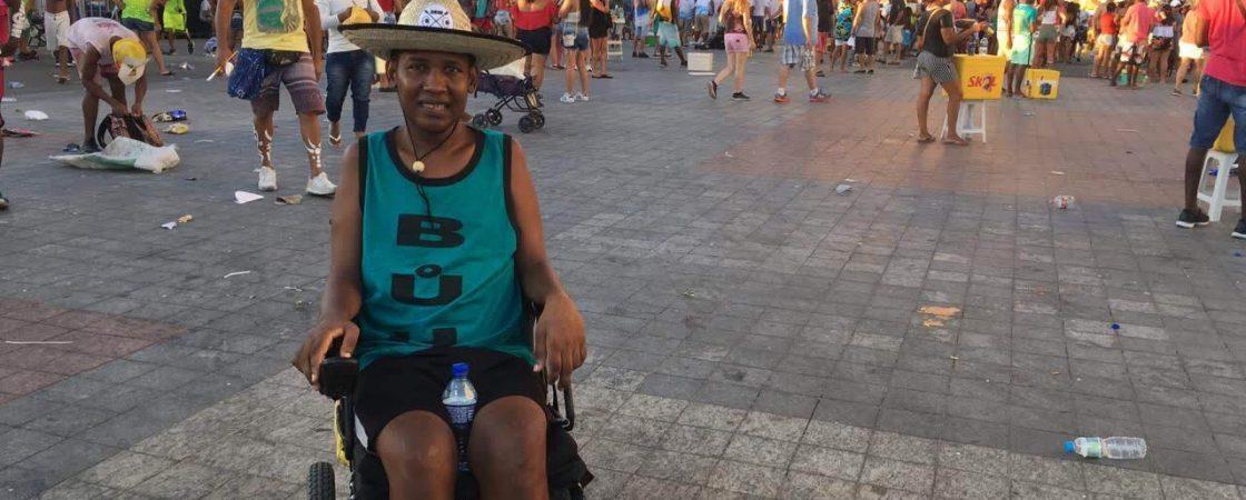 Camaçari: população se mobiliza para ajudar jovem com doença rara, tratamento custa R$ 207 mil