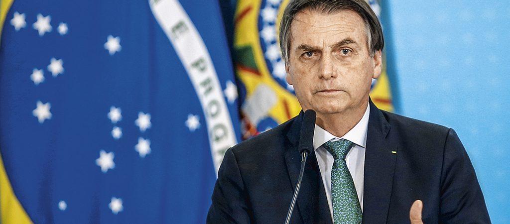 'Não vamos ter a participação do governo', diz Bolsonaro sobre criação do 'Aliança pelo Brasil'