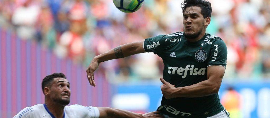 Palmeiras terá dupla de zaga diferente para enfrentar o Bahia