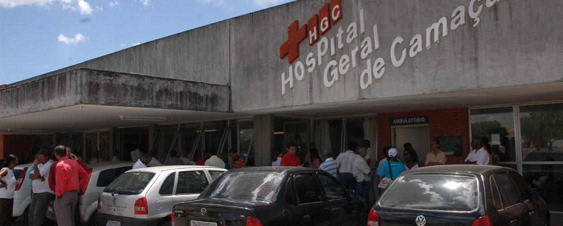 Homem morre 7 dias após ser internado no Hospital Geral de Camaçari