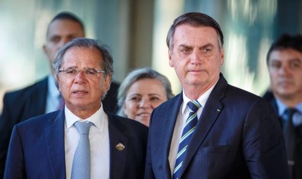 Guedes diz que reforma tributária deverá pacificar relação entre Bolsonaro e governadores