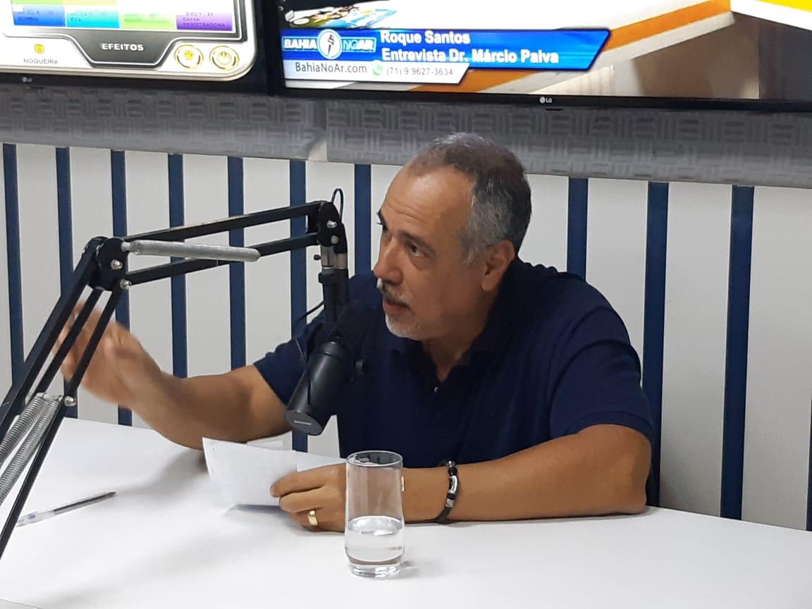 Lauro de Freitas: ex-prefeito Márcio Paiva é pré-candidato a vereador e vai apoiar Coca Branco em 2020 - Bahia No Ar!