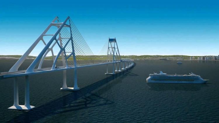 Proposta única por Ponte Salvador-Itaparica é oferecida por grupo chinês
