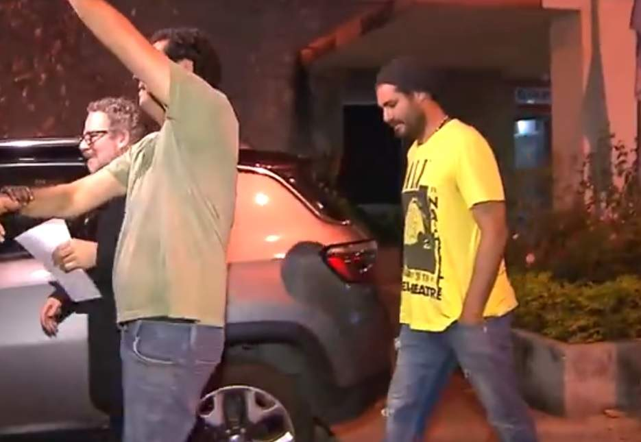 Ator Thiago Lacerda E Detido Com Drogas No Rio De Janeiro Bahia No Ar