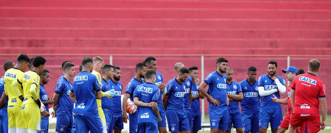Hora da despedida: Bahia visita o Fortaleza visando quebrar recorde na Série A