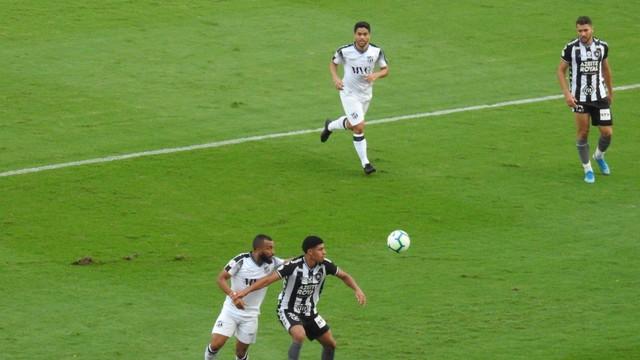 Ceará empata com Botafogo e garante permanência na Série A em 2020