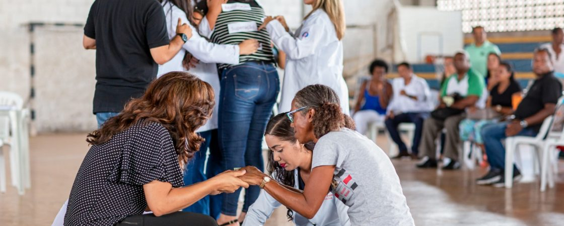 Encontro marca Dia Internacional da Pessoa com Deficiência em Camaçari
