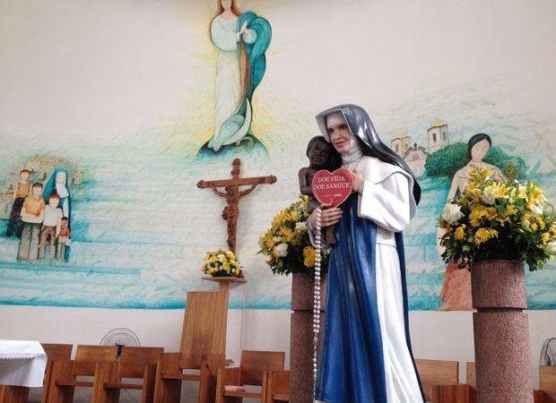 Primeira missa de Natal, após canonização de Santa Dulce, será celebrada amanhã (20)
