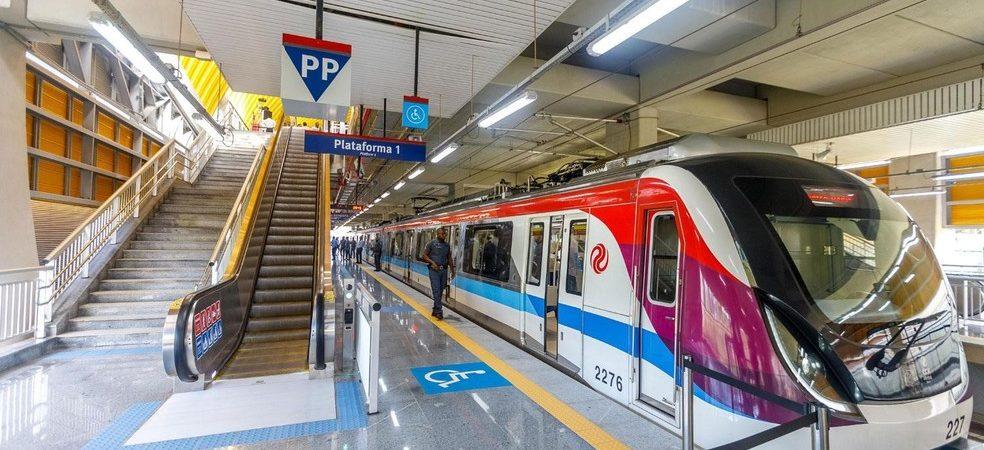 Rui Costa assina ordem de serviço para ampliação do metrô nesta segunda (9)