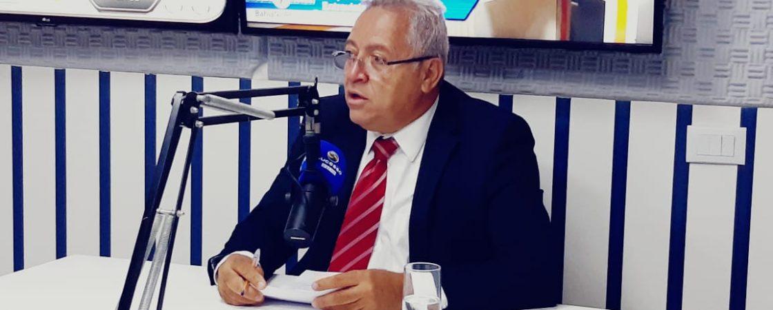 """""""Com certeza a chapa será Elinaldo e Tude"""", diz Jorge Curvelo sobre pleito de 2020"""