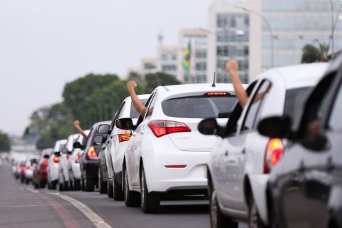 Salvador: regulamentação do transporte por aplicativo deve ser publicada até dia 13 de fevereiro