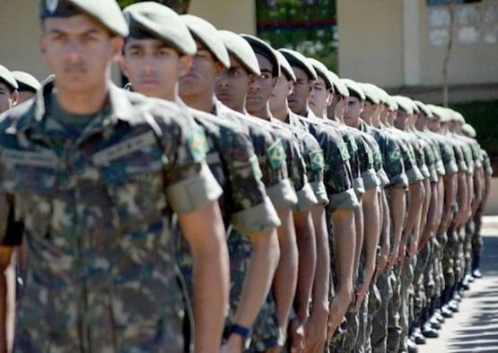 Governo prorroga até 30 de setembro prazo para alistamento militar